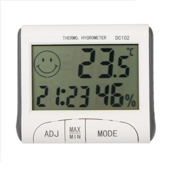 Chollo aparato medidor temperatura y humedad chollos y ofertas de amazon cazachollos - Aparato para la humedad ...
