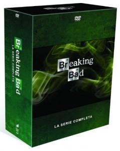 Breaking Bad serie completa DVD