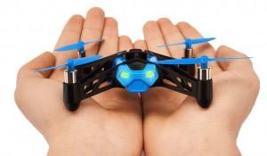 Minidrone Parrot Rolling Spider