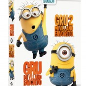 Pack Gru Mi Villano Favorito 1 y 2 en DVD