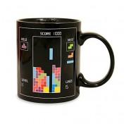 Taza diseño Tetris