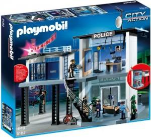 Comisaria de policia Playmobil