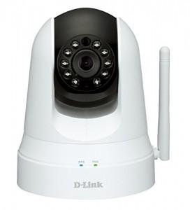 Cámara de vigilancia en domo WiFi D-link DCS-5020L E