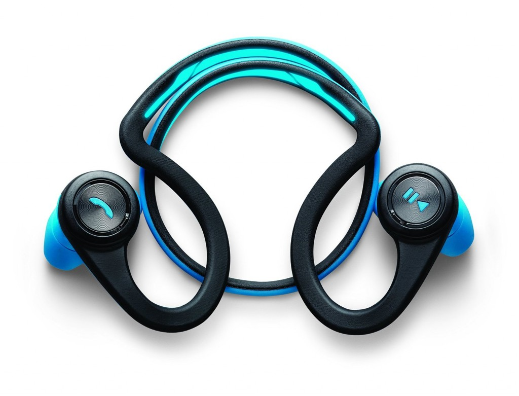 Plantronic BackBeat FIT azul