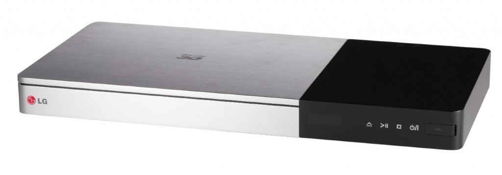 Reproductor Blu-ray LG BP735