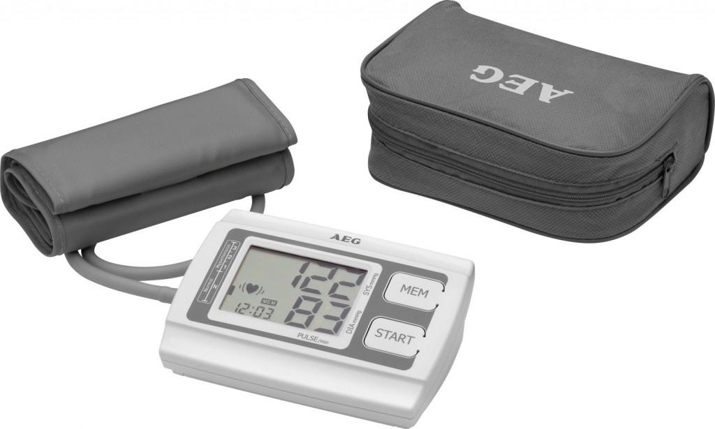 Tensiómetro De brazo Bmg 5611 AEG