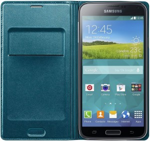 Funda Samsung EF-WG900 con ranura para tarjetas