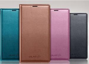 Funda para móvil Galaxy S5 Samsung EF-WG900