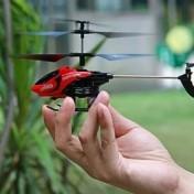 Helicoptero FQ777-610 rojo