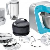 Robot de cocina Bosch azul