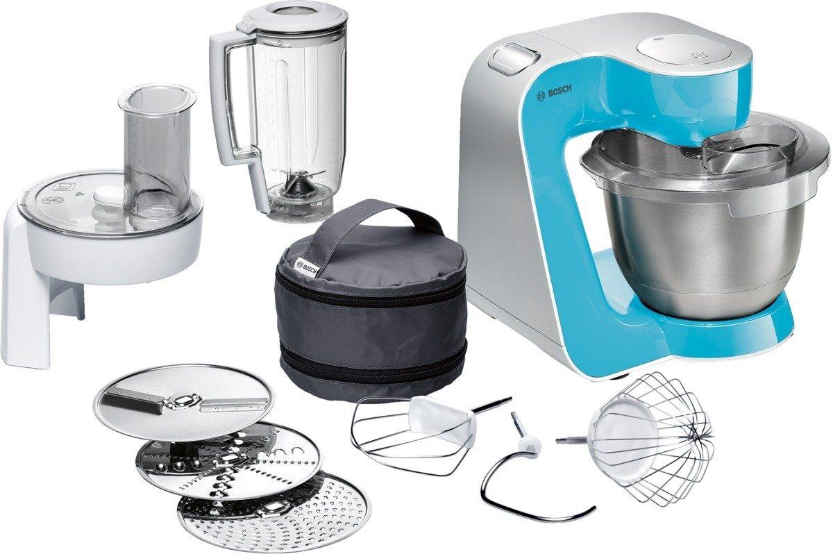 Bosch mum54420 900w 7 velocidades funci n turbo - Robot cocina amazon ...