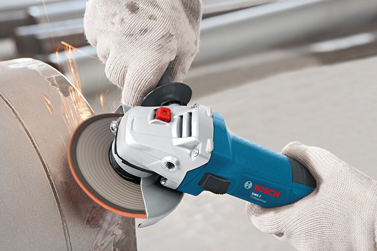 Bosch gws 7 125 professional - Bosch gws 7 125 ...