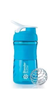 Botella mezcladora BlenderBottle Turquesa
