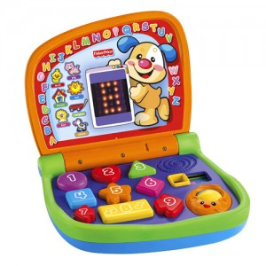 Mi ordenador hablador Fisher Price