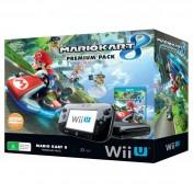 Nintendo Wii U con Super Mario Kart 8