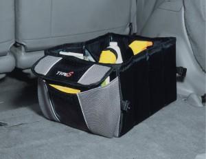 Organizador de maletero Type S gris
