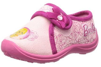 Barbie zapatillas de estar por casa para ni as - Zapatillas de estar en casa de nina ...
