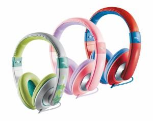 Auriculares Trust Sonin Kids