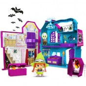 Casa de Pinymonsters PinyPon por dentro