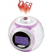Reloj Despertador RD-01 Multicolor