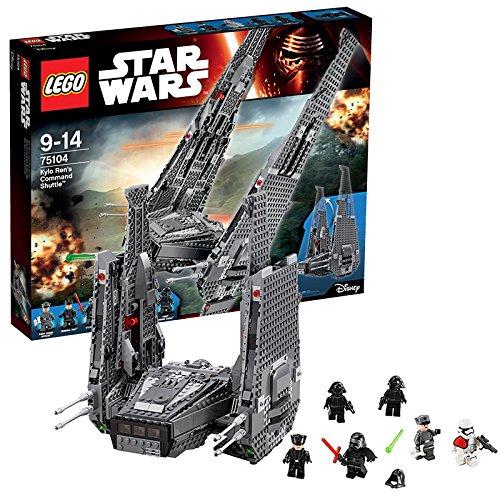 Lego star wars 75104 nave de combate de kylo ren - Lego star wars vaisseau anakin ...