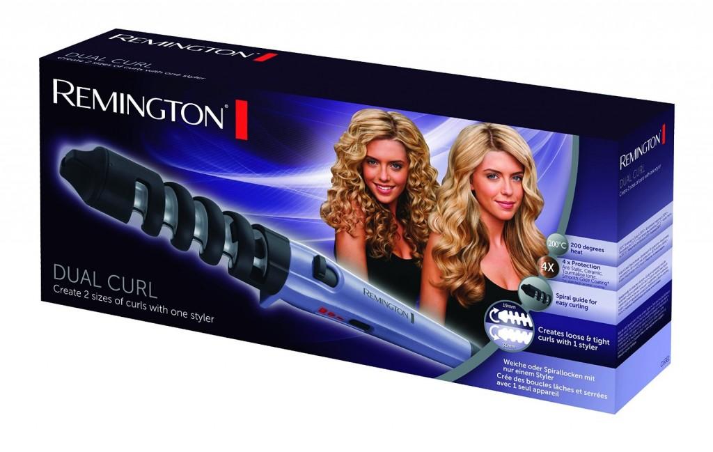 Remington CI63E1 Dual Curl