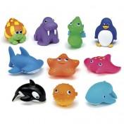 Set de 10 juguetes para el Baño Munchkin