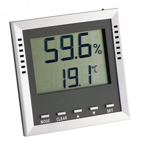 Termohigrómetro digital TFA 30.5010 Klima Guard