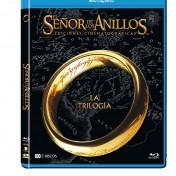 Trilogía El Señor De Los Anillos en Blu-ray