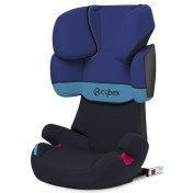 Cybex Solution X-fix color azul