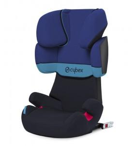 Cybex Solution X-fix color azul