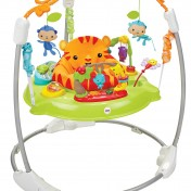 Saltador animalitos de la selva Fisher-Price CHM91
