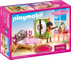 Habitación principal Playmobil 53090