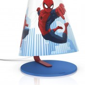Lámpara de mesa Philips Marvel Spider Man