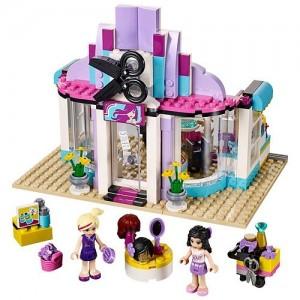 La peluquería de Heartlake Lego Friends 41093