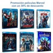 Promoción películas Marvel Amazon