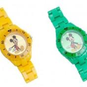 Reloj de pulsera infantil Mickey Mouse