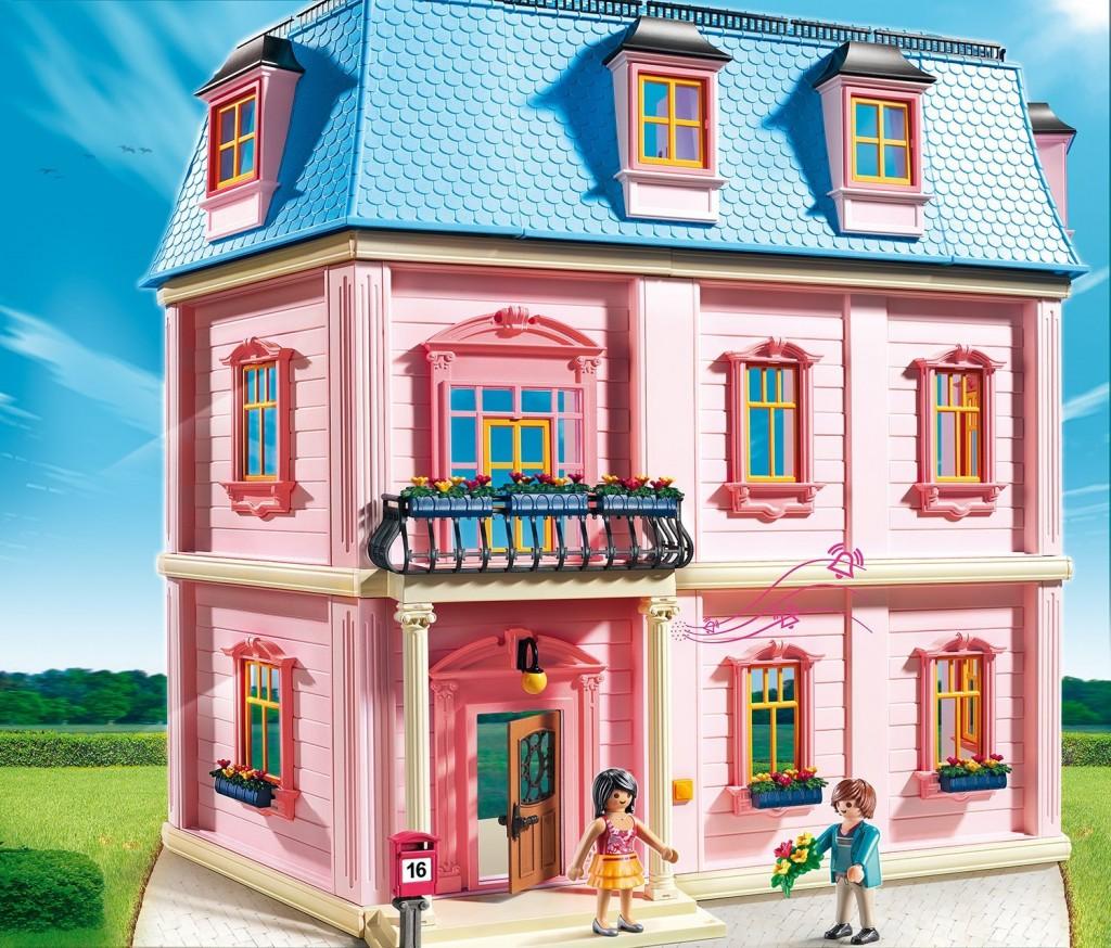casa de muñecas romántica Playmobil