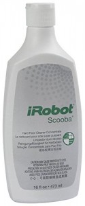 limpiador concentrado para suelos duros iRobot Scooba