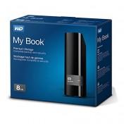 Disco duro externo WD My Book de 8TB