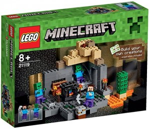 LEGO Minecraft 21119