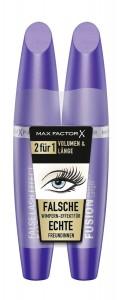 Pack máscara de pestaña negra False Lash Effect Fussion Max Factor