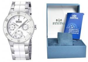 Festina F16530 1 Reloj De Pulsera Para Mujer