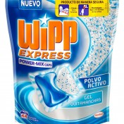 WiPP Express Power-Mix Caps