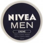 Crema para cuerpo cara y manos Nivea Men
