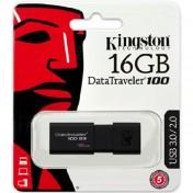 Kingston DT100G3 capacidad de 16GB