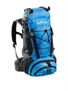 Mochila de senderismo de 45L Black Canyon azul
