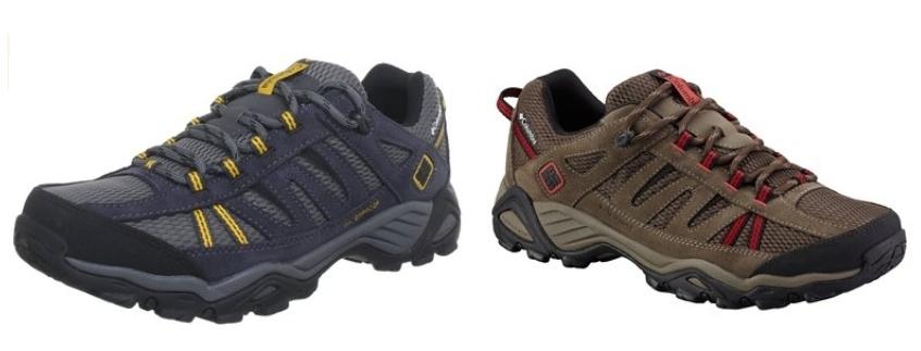 Zapatillas de senderismo para hombre Columbia NORTH PLAINs WP