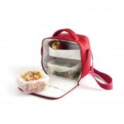 Bolsa porta alimentos Quid Go Lunch con recipientes