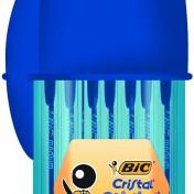 Pack de 20 bolígrafos BIC Cristal